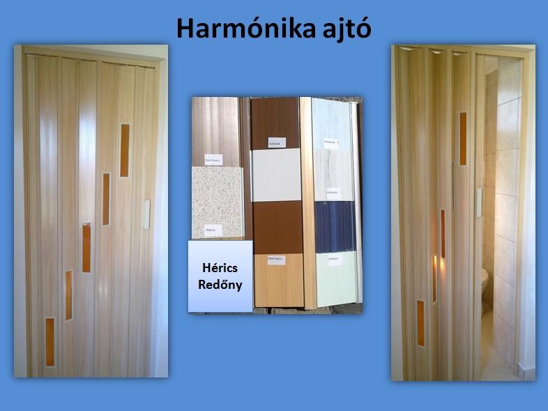 Harmónika ajtó